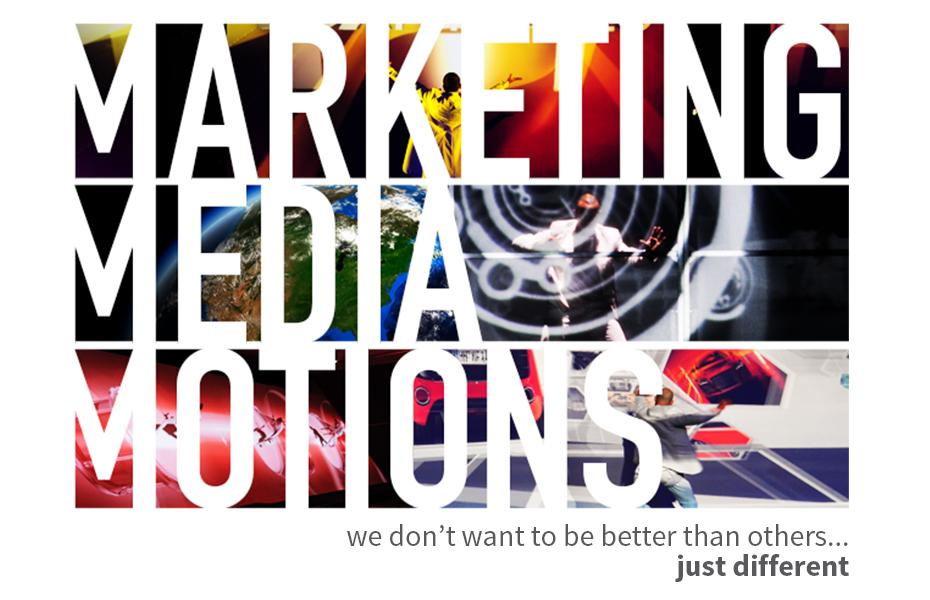 Marketing Media Motions